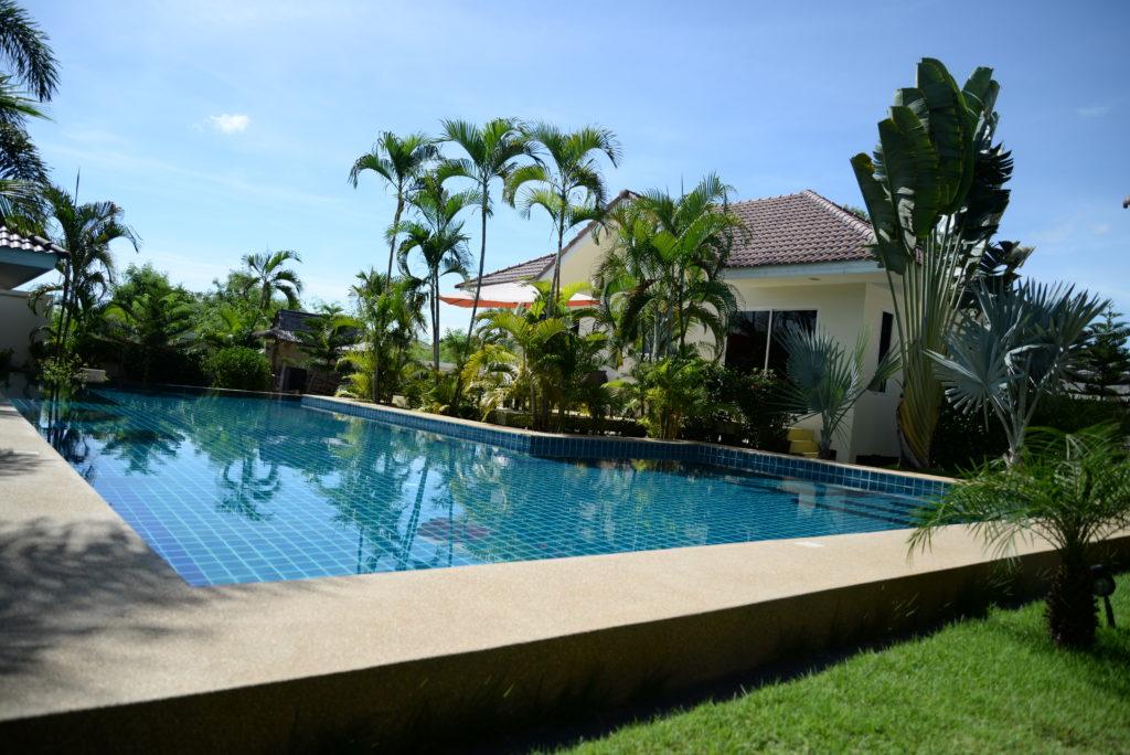 Bangsaray Pool Villa great for Family rental vacations