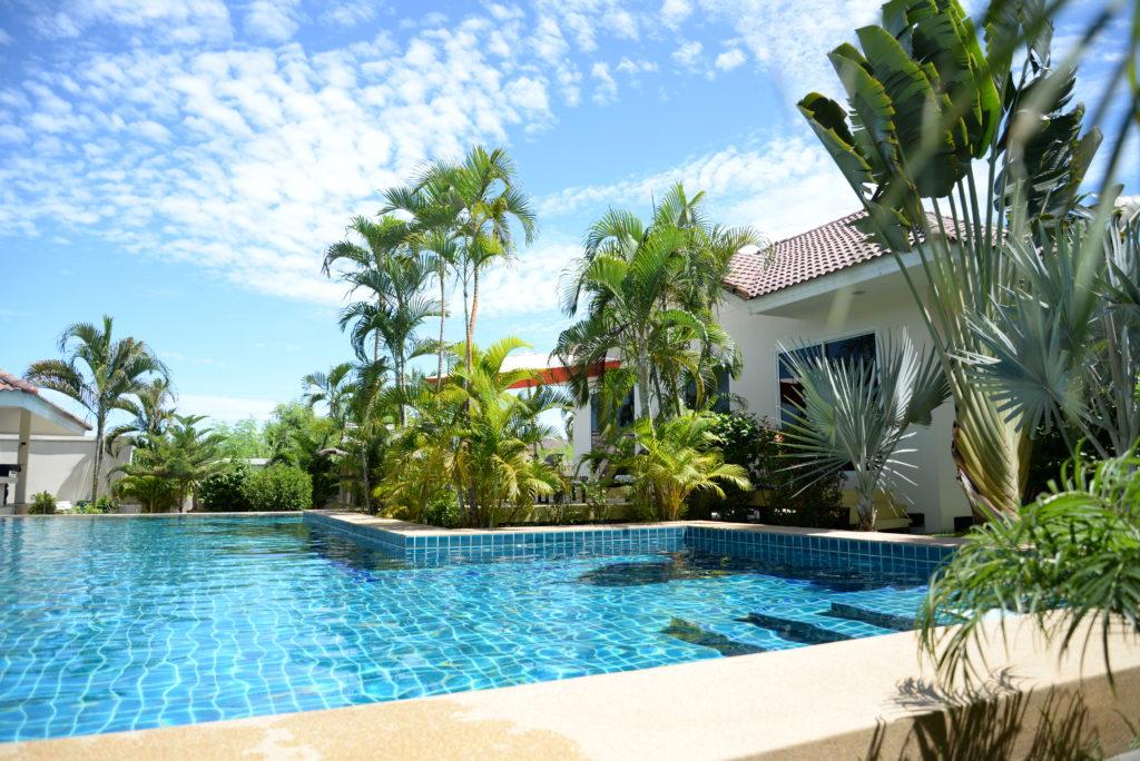 rent a villa at Bangsaray Villa Resort